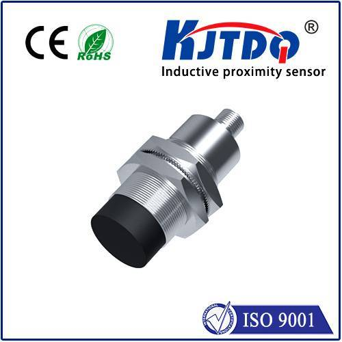 M30 inductive proximity sensor unshielded DC NO NC connector