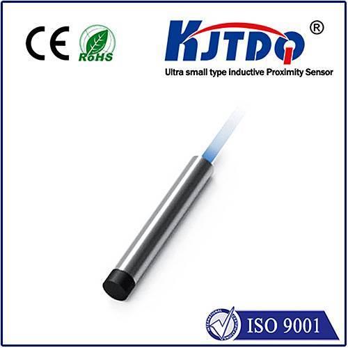 M6.5 ultra small inductive proximity sensor unshielded PNP NPN NO NC L=22mm