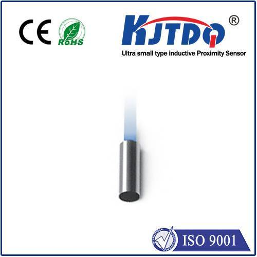 M6.5 ultra small inductive proximity sensor shielded unthreaded L=18mm