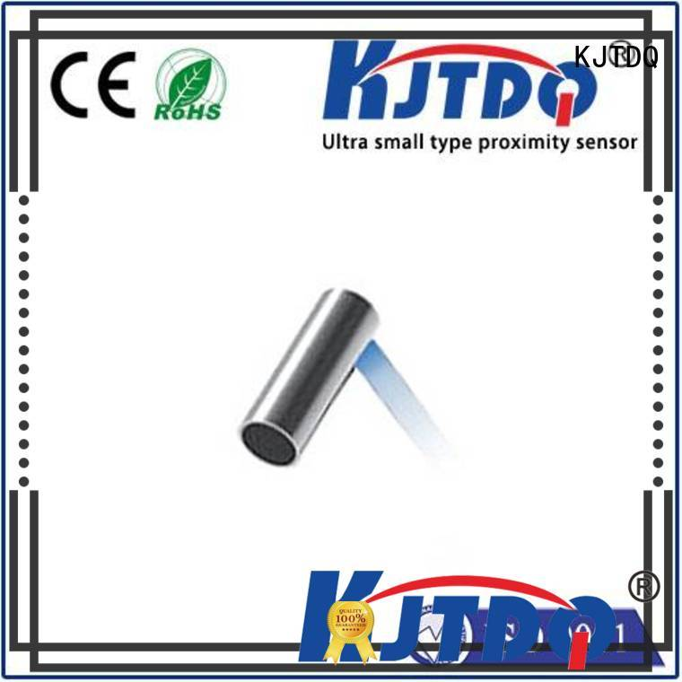 KJTDQ ultra small inductive sensor types manufacturers for production lines