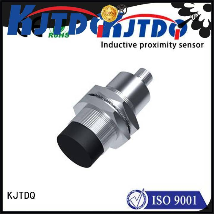 KJTDQ inductive types high frequency inductive proximity sensor for plastics machinery