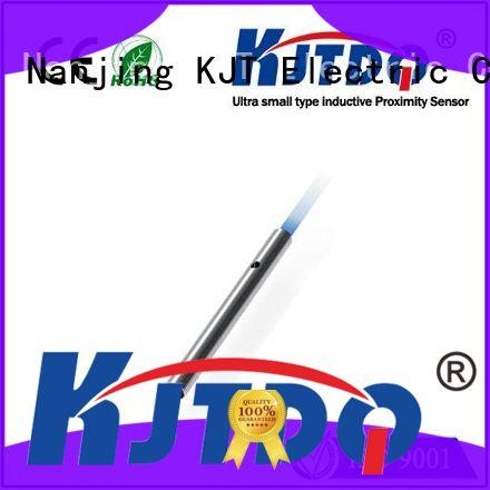 ultra short proximity switch manufacturers for plastics machinery KJTDQ