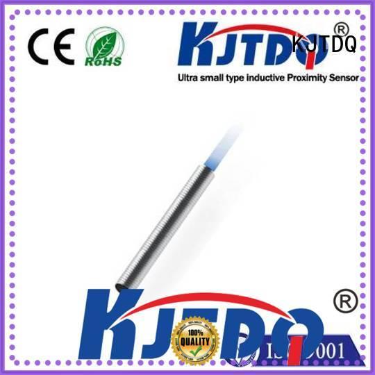 oem ultra small inductive proximity sensor for plastics machinery KJTDQ