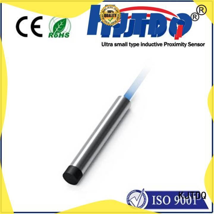 KJTDQ optical signal micro inductive sensor factory for conveying systems