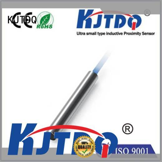 KJTDQ inductive proximity sensor system for packaging machinery