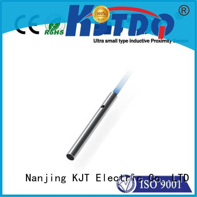 quality miniature inductive sensor system for packaging machinery