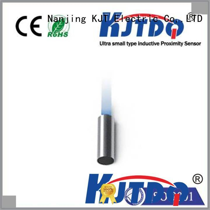 KJTDQ ultra small proximity switch inductive manufacturers for packaging machinery
