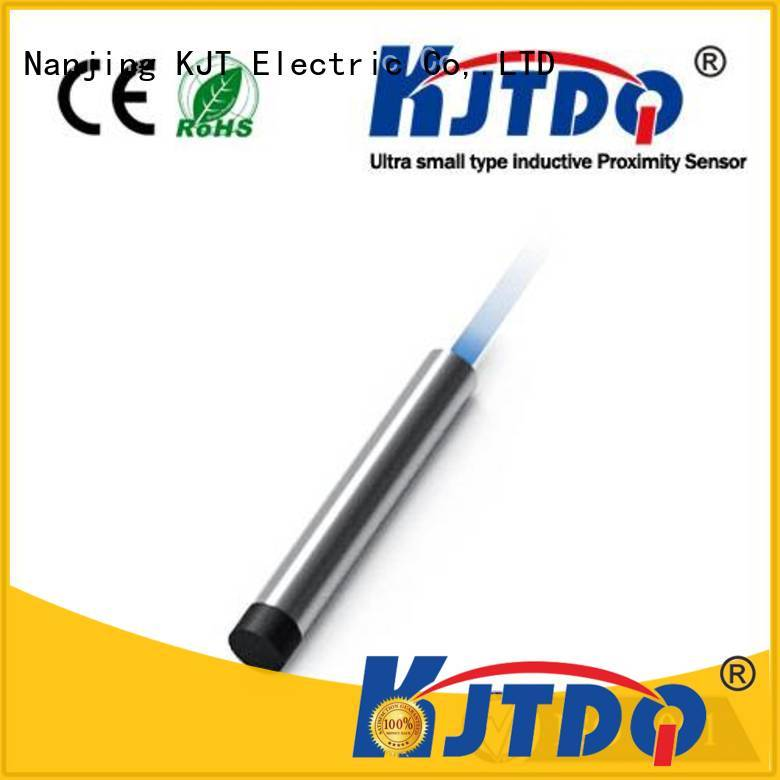 KJTDQ oem ultra small inductive proximity sensor Supply for production lines