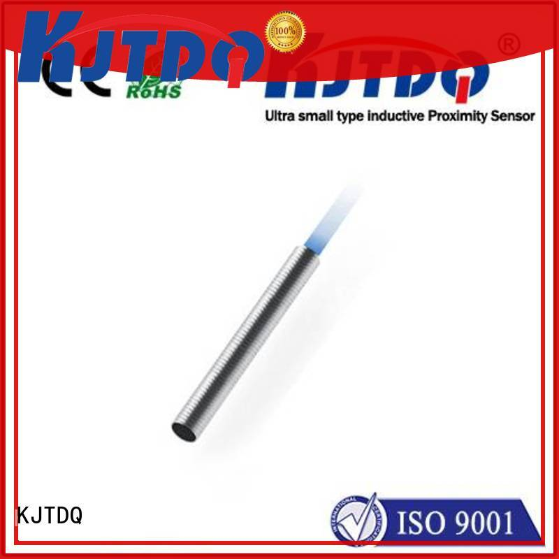 KJTDQ proximity switch inductive manufacturers for plastics machinery