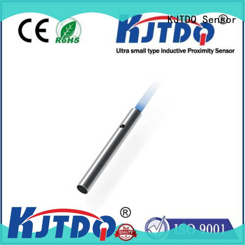 KJTDQ quality proximity sensor types factory mainly for detect metal objects