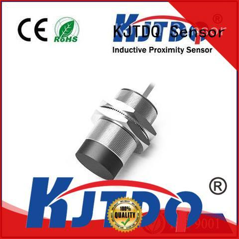 KJTDQ industrial proximity sensor detection switch mainly for detect metal objects