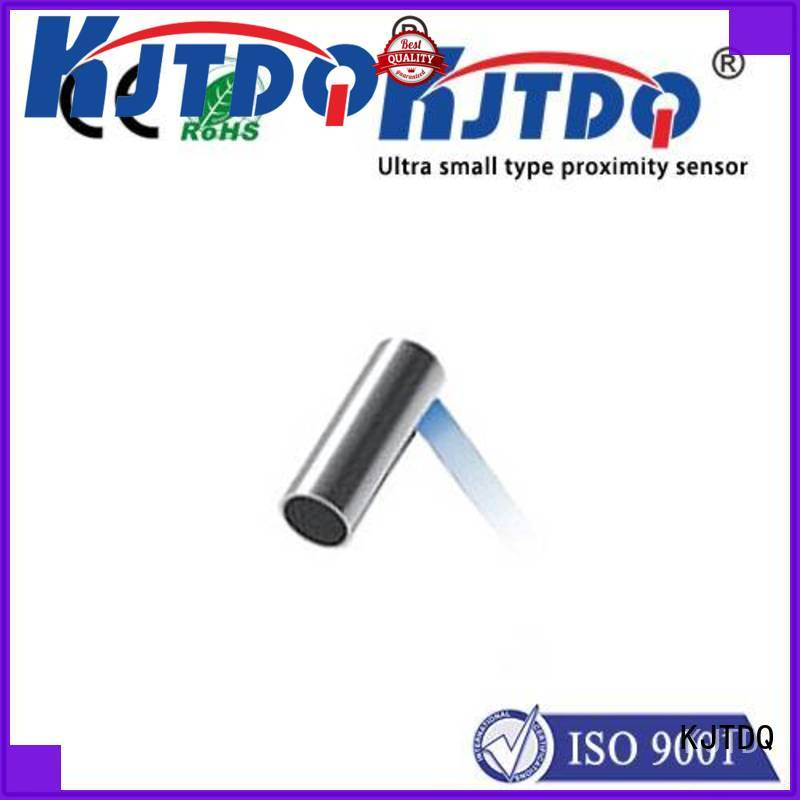 KJTDQ customized mini-proximity sensor switch mainly for detect metal objects