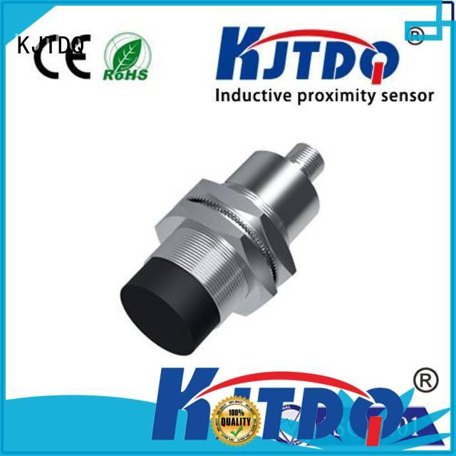 KJTDQ Custom inductive proximity sensor adjustment Suppliers mainly for detect metal objects