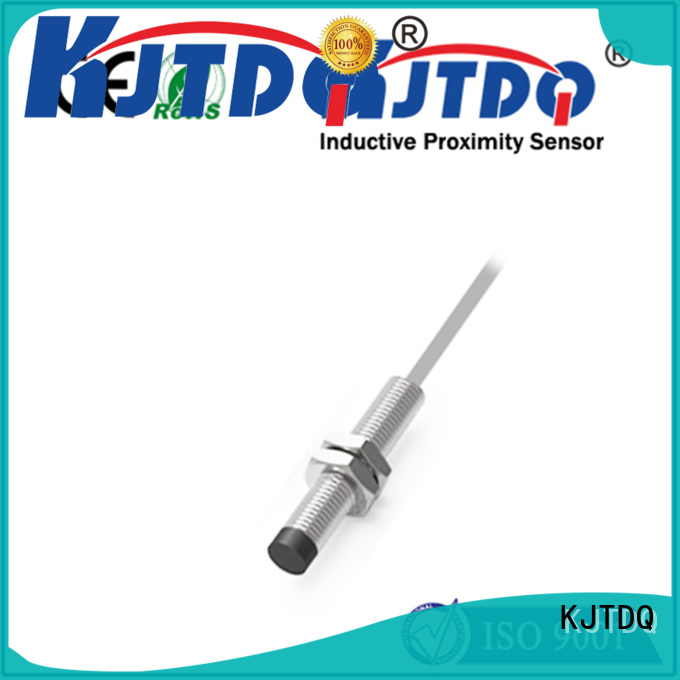 KJTDQ various forms standard proximity sensor switch factory for packaging machinery