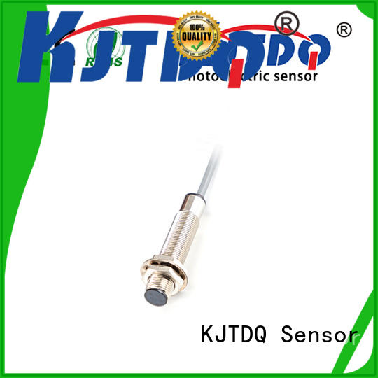 KJTDQ cylindrical photoelectric switch company for packaging machinery