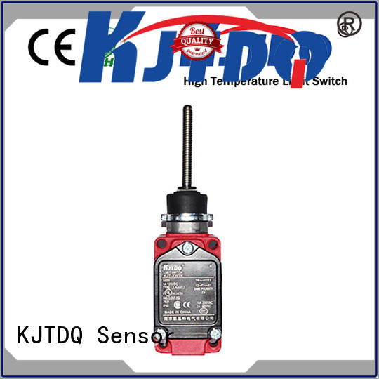 KJTDQ safety limit switch high temperature suppliers for Detecting objects