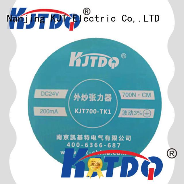 KJTDQ convenient yarn tension sensor for detect spinning yarn