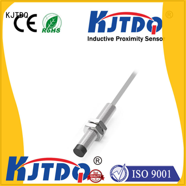 KJTDQ inductive proximity sensors industrial sensors factory mainly for detect metal objects