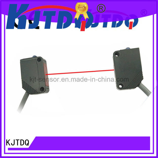 KJTDQ resist light laser sensor switch manufacturer for measurement