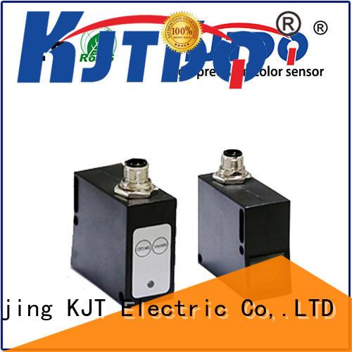 KJTDQ photo sensor switch oem&odm for Print Mark Colour Code