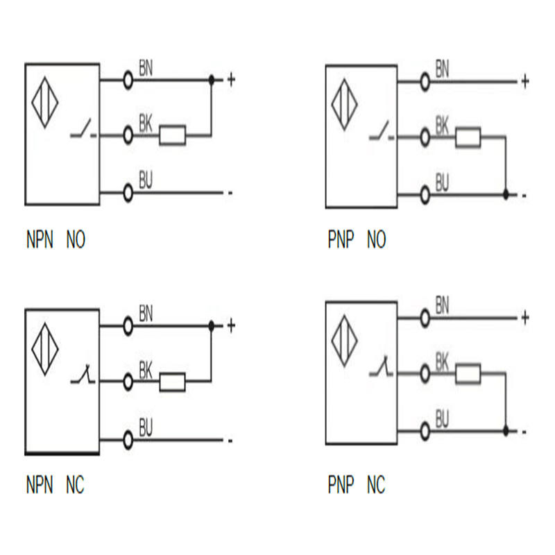 widely used inductive sensor manufacturers mainly for detect metal objects
