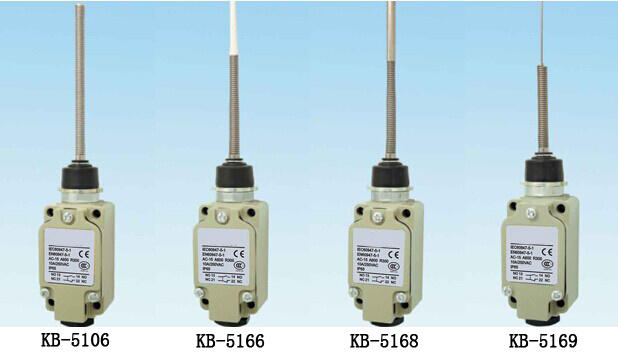 namur type proximity sensor & standard limit switch