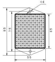 great practicality reflector for sensor oem&odm-1