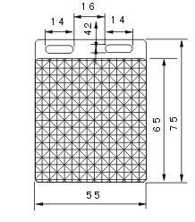 great practicality reflector for sensor oem&odm-2