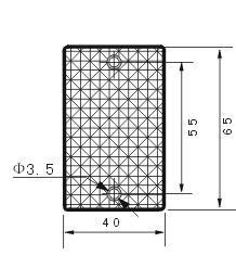great practicality reflector for sensor oem&odm-4