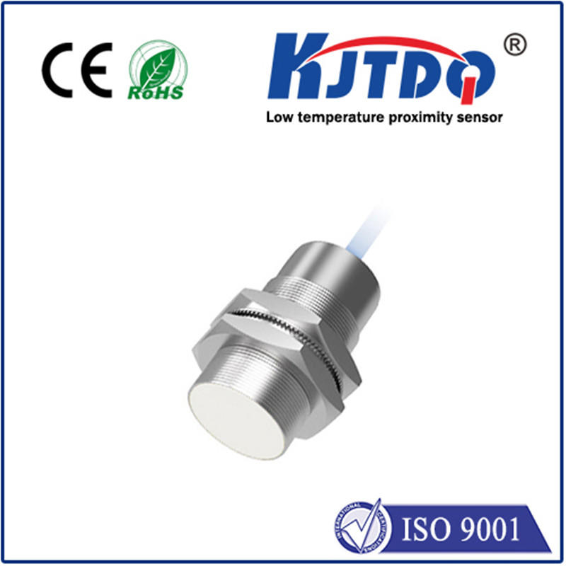 M30 low temperature inductive proximity sensor shielded AC NO NC Sn=10mm