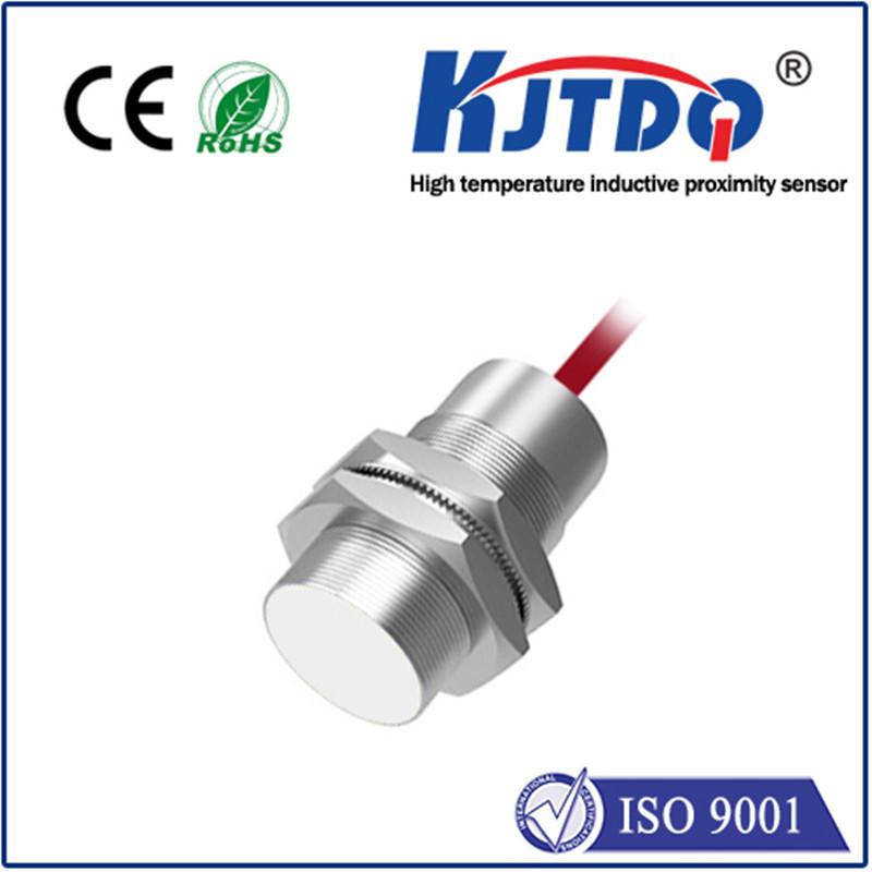 M30 high temperature proximity sensor unshielded NO NC -25℃-+120℃ Sn=15mm