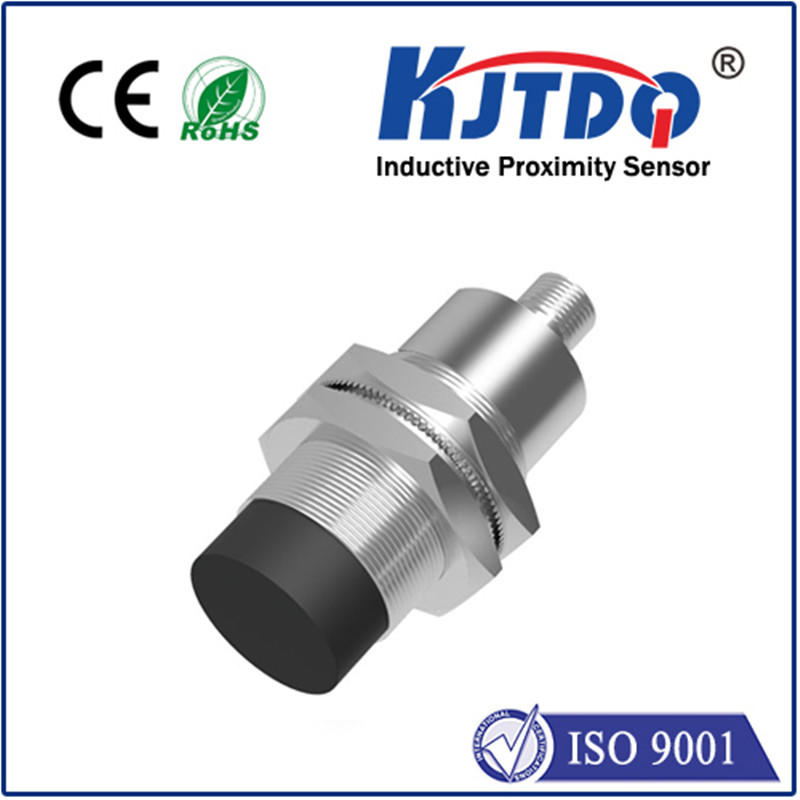 M30 high temperature proximity sensor unshielded NO NC -25℃-+120℃ connector