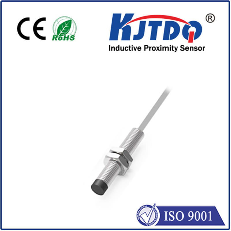 M8 inductive proximity sensor unshielded DC NO NC Sn=4mm