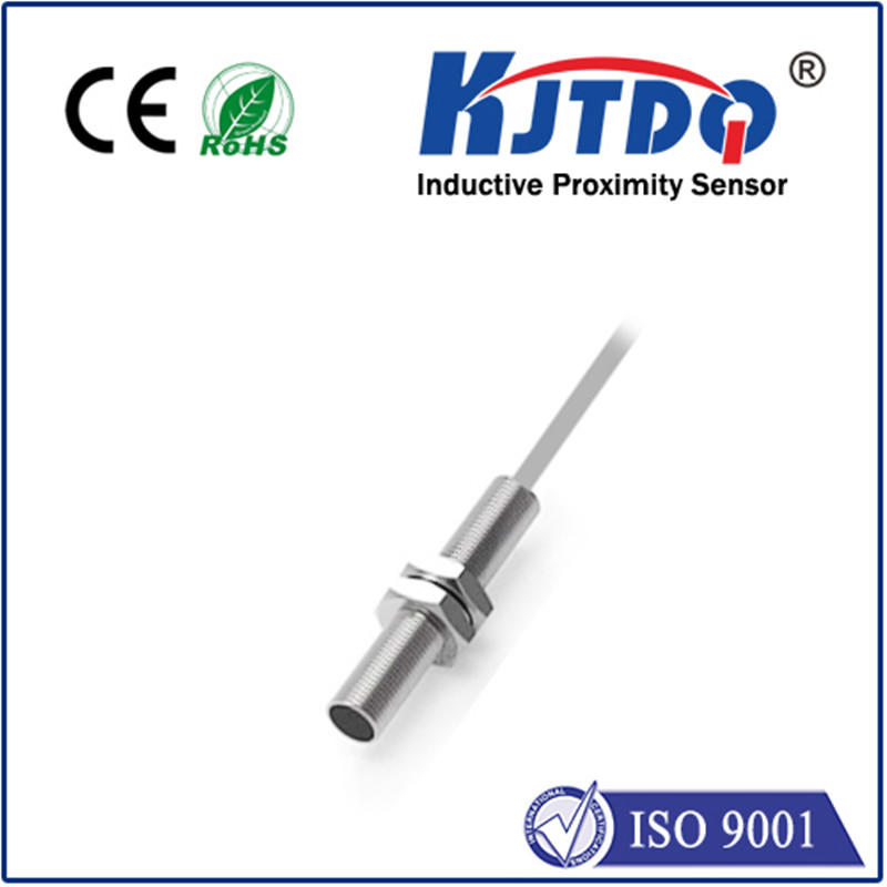 M8 inductive proximity sensor shielded 10-36VDC NO NC Sn=1mm