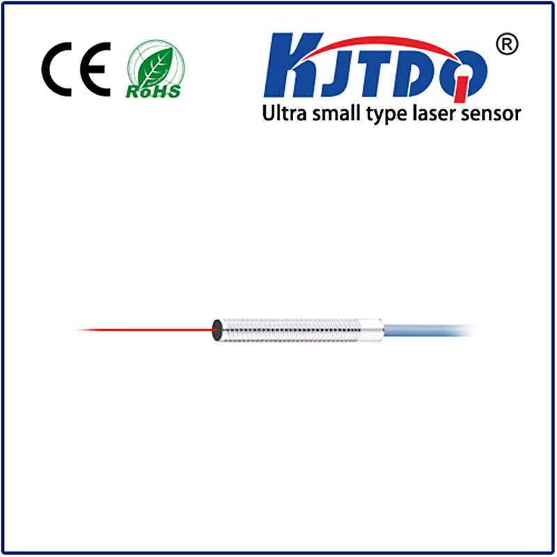 M4 laser sensor diffuse PNP NPN NO NC Sn=100/130mm adjustable