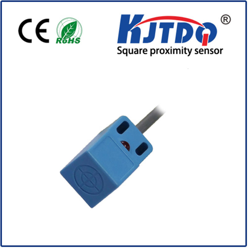 Square proximity sensor ABS PNP NPN NO NC Sn=5mm IP67