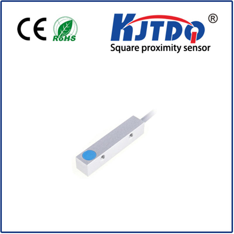 Square proximity sensor sale ABS 10-36VDC PNP NPN NO NC Sn=2mm