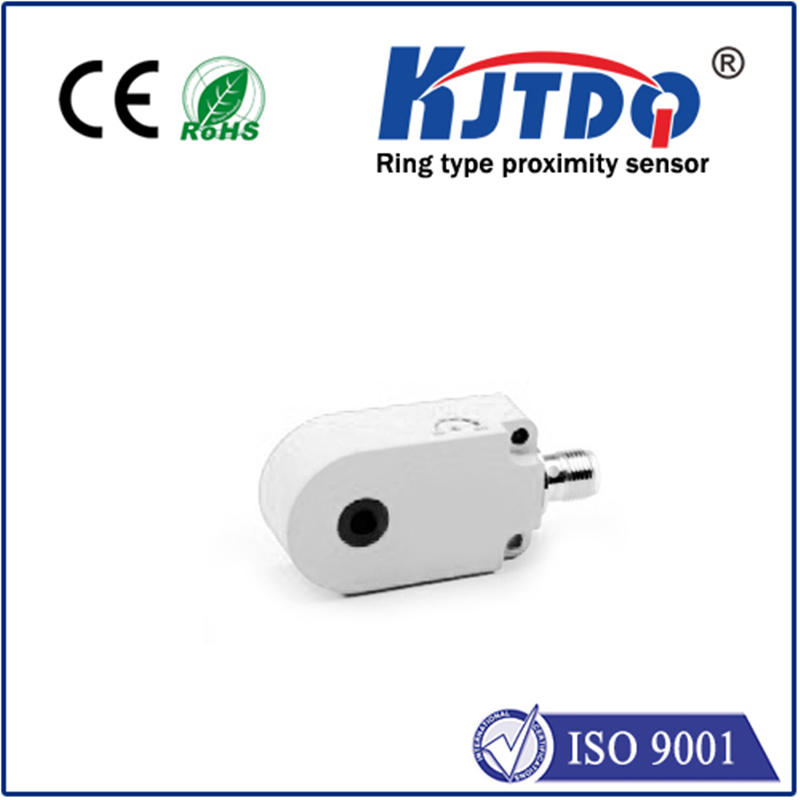 Ring proximity sensor ABS NPN PNP NO NC Sn=0-5mm connector