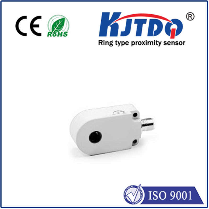 Ring proximity sensor ABS NPN PNP NO NC Sn=0-8mm Connector M8