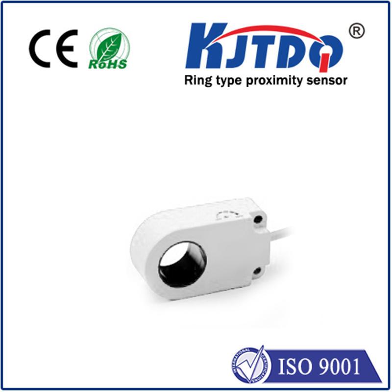 inductive Ring proximity sensor ABS 10-36VDC NPN PNP NO NC Sn=0-17mm
