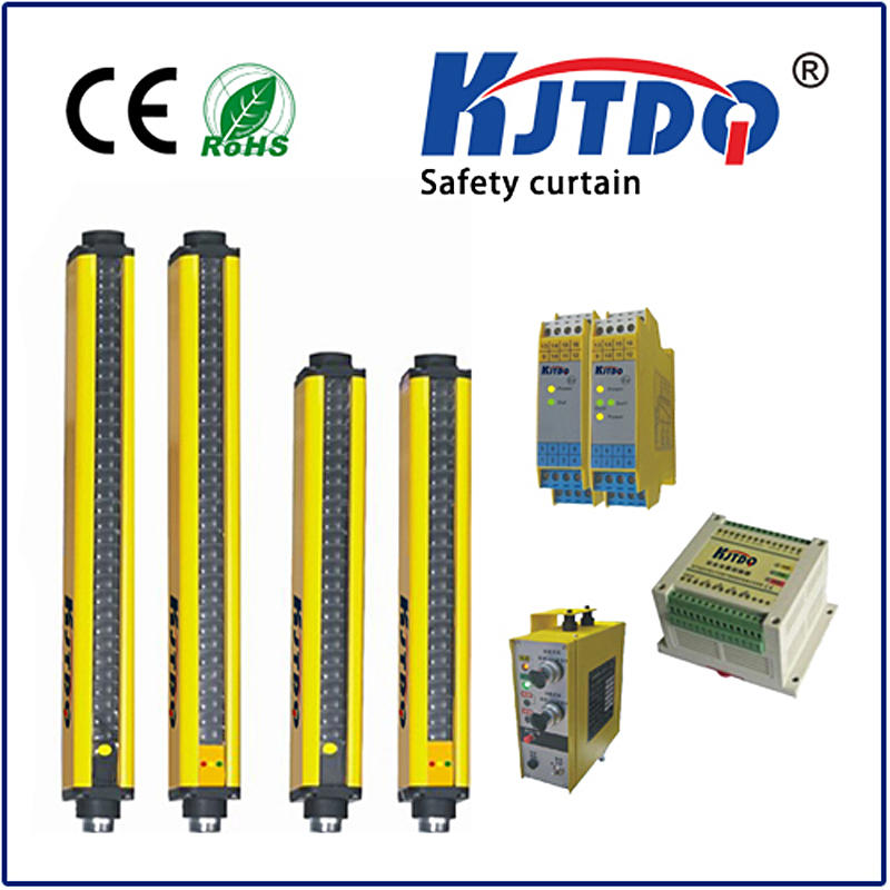Selection Manual-Safety Light Curtain