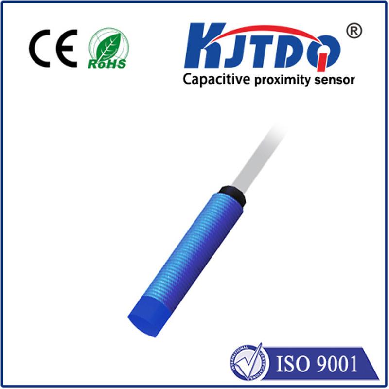 M12 capacitive proximity sensor unshielded DC PNP NPN NO NC Sn=4mm