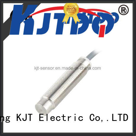 KJTDQ adjustable inductive sensor companies mainly for detect metal objects
