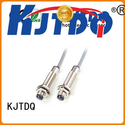 KJTDQ adjustable photoelectric sensor types china for industrial cleaning environments