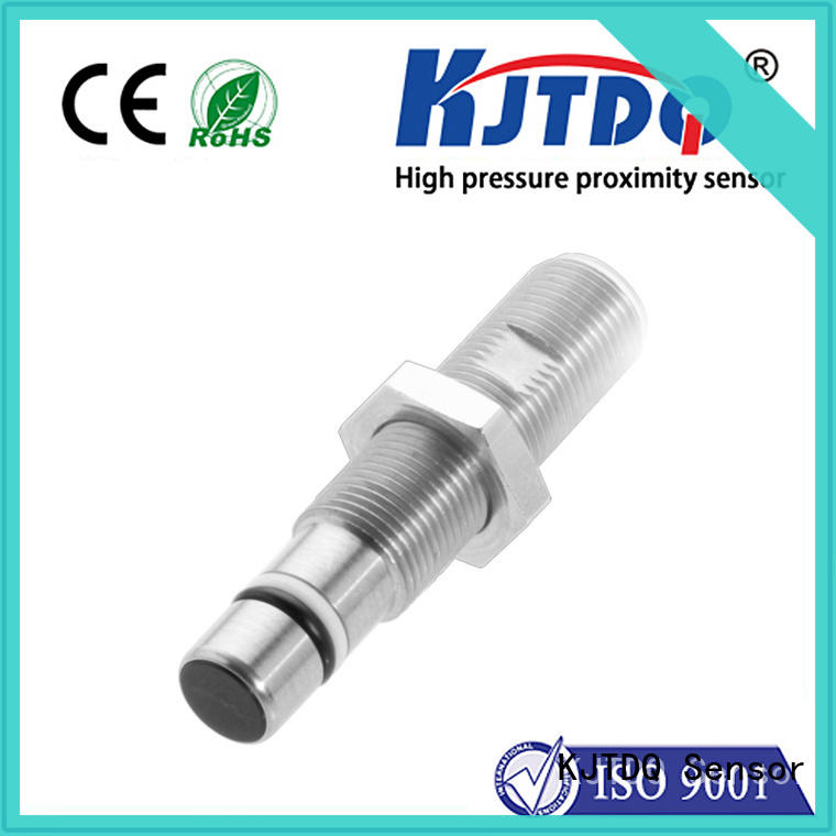 KJTDQ Stainless steel high pressure inductive proximity sensors for production lines