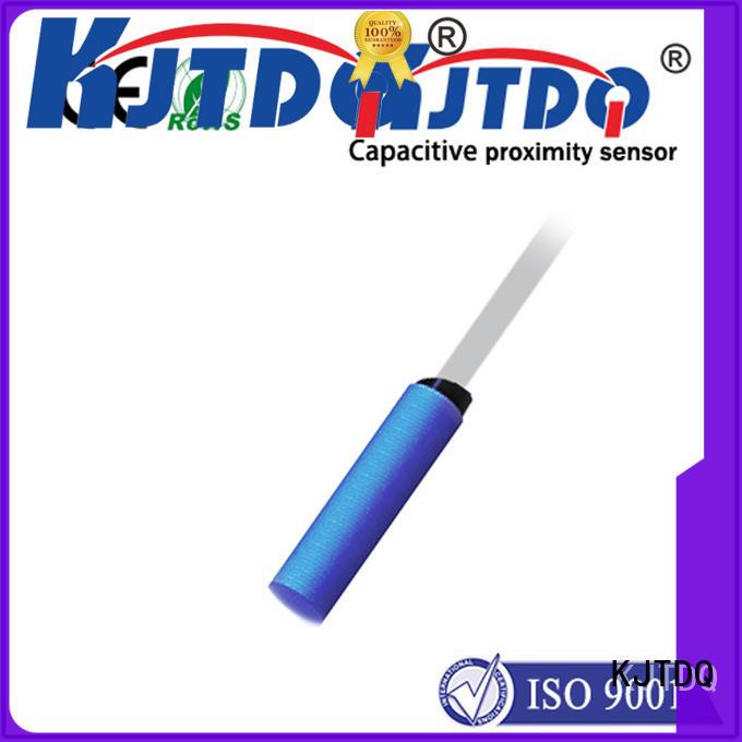 KJTDQ digital capacitive proximity sensor factory for packaging machinery