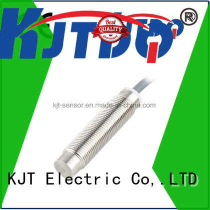 KJTDQ High-quality full metal proximity sensor manufacturers for packaging machinery