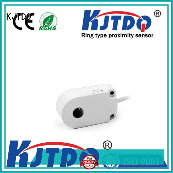 KJTDQ full range ring inductive proximity sensors for packaging machinery