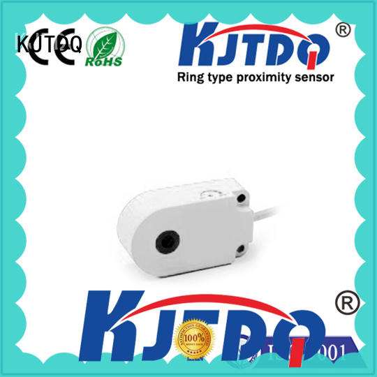 KJTDQ High-quality ring type inductive proximity sensor Supply for plastics machinery