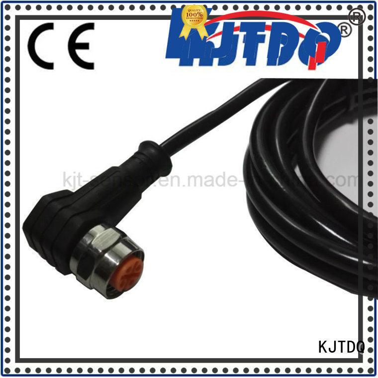 KJTDQ sensor cable connector for Detecting Sensors